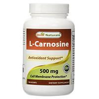 Bedste Naturals L-Carnosin