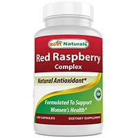 Best Naturals Red Raspberry Complex