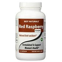 Mejor Complejo Naturals frambuesa roja