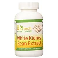 Biotech Nutritions Wyciąg z białej fasoli