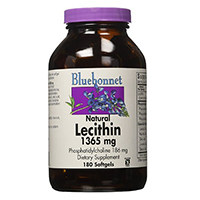 BLUEBONNET Lecithin Supplement