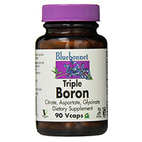 BLUEBONNET Triple Boor