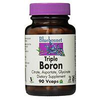 BlueBonnet Triple Boron