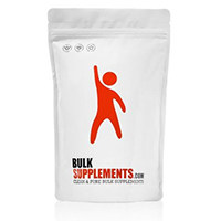 BulkSupplements النقي L-سيرين مسحوق
