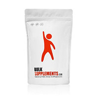 BulkSupplements Pure NAC (N-acetil L-cisteína) Polvo