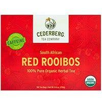 Cederburg თეა კომპანია წითელი Rooibos