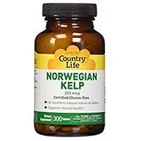 Country Life Norwegian Kelp