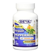Deva Διατροφή Vegan Peppermint Oil