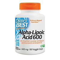 Melhor alfa-lipóico Ácido médico