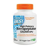 Doktor Best High Potency Serrapeptase