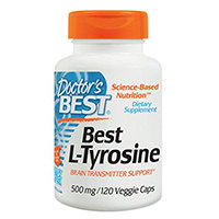 Doctor's Best L-Tyrosine Supplement