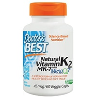 Doctor's Best Natural Vitamin K2 MK-7