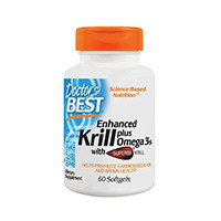 Doctor's Best Real Krill Enhanced with DHA and EPA