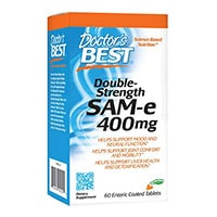 Doctors Best Sam E 400