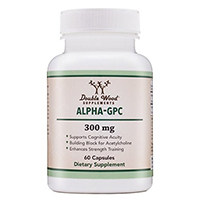 Double Wood Supplements Alpha GPC