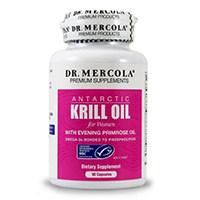 Д-р Mercola Krill Oil за жени