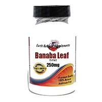 EarhNaturalSupplements-Banaba daun-Extract