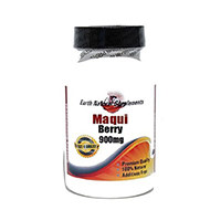 EarhNaturalSupplements Maqui بيري 900mg