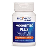 Enzymatic Therapy Peppermint Plus