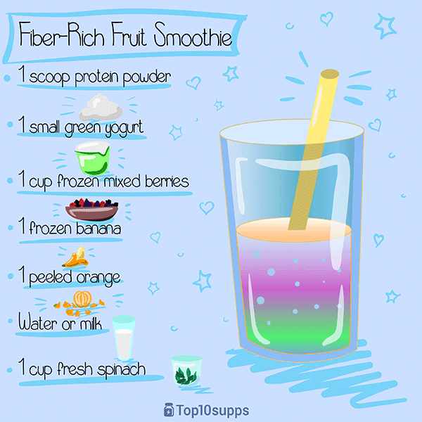 Fiber-Rich Fruit-Smoothie-600