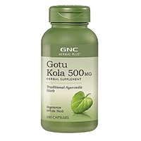 GNC Herbal Plus Gotu Kola