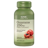 GNC Herbal Plus Guarana
