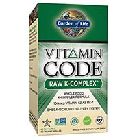 ბაღი ცხოვრება Vegan ვიტამინი K დანართი