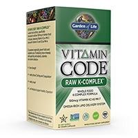 Garden of Life Vegan Vitamin K Supplement