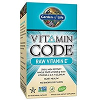 Garden of Life Vegetarisk Vitamin E