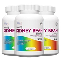 Solutions genetik White Kidney Bean Extract