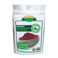 Green Valley Superfoods Organic Aronia 4 1 Extract Powder