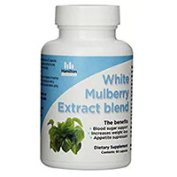 Hamilton Healthcare White Mulberry Leaf Extract