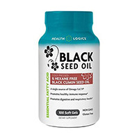Health Logics Black Cumin Seed Oil