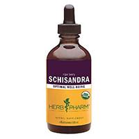 Herb Pharm сертифицирани биологични Schisandra Berry Extract