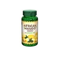 Wyciągi ziołowe Urząd African Mango Plus Green Tea