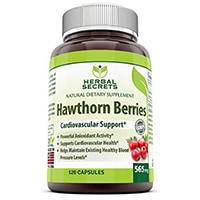 Herbal Secrets 100% suiwer Hawthorn bessies