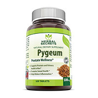 Herbal Secrets Herbal Secrets afrikanske Pygeum Extract