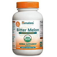 Himalaya Herbal Healthcare Organic Bitter Melon Karela