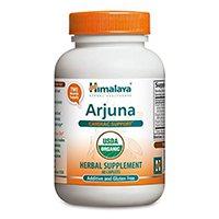 Himalaya Organic Arjuna 60 Caplets for Cholesterol