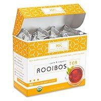 Rooibos ორგანული აფრიკის წითელი ჩაის სახლი