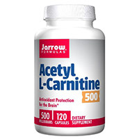 Jarrow Formulas Acetil L-Carnitina