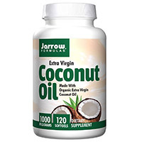 Jarrow Formula Coconut Oil 100% Organic Virgin Tambahan