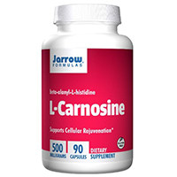 Jarrow ფორმულები - L-Carnosine