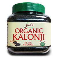 Jiva Usda Organic Raw Black Cumin Seed