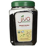 Jiva USDA Organik Raw Black Cumin Seed
