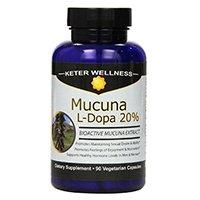 Keter Wellness Mucuna L-Dopa 20%