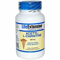 Life Extension Acetyl L karnityna