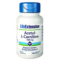 Life Extension Acetyl L Carnitine