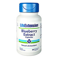 Ekstrak Life Extension Blueberry