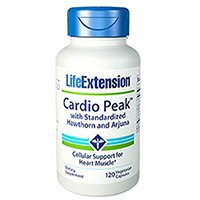 Life Extension Cardio Peak w Standardized Hawthorn and Arjuna